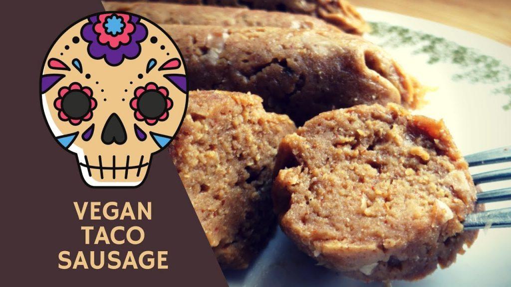 Vegan Taco Sausages – Belisan