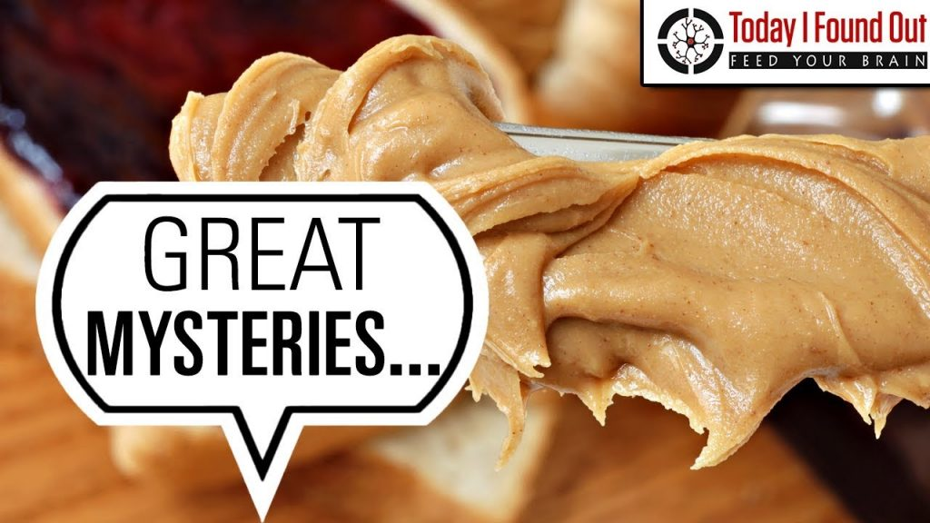 What Makes Peanut Butter Stick to the Top of Your Mouth?