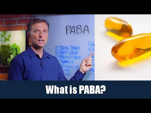 What Is PABA?