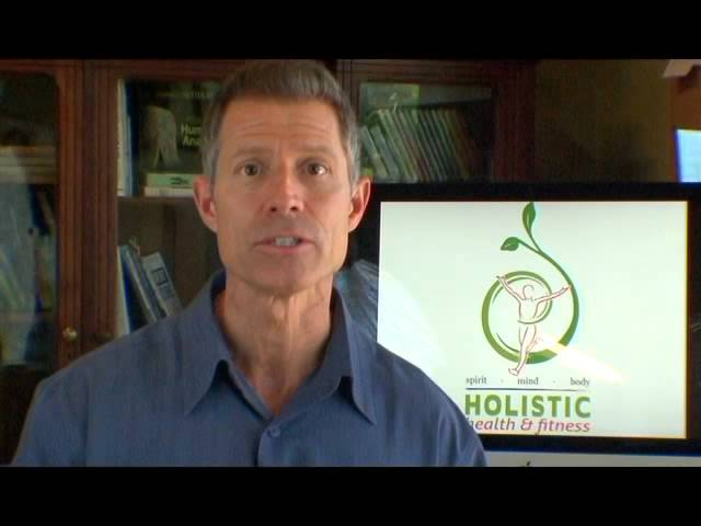 Holistic Health-Fitness-Wellness By David Fresilli