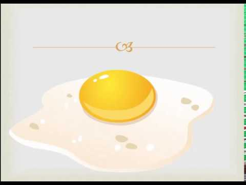 Nutritional Facts Of Egg.