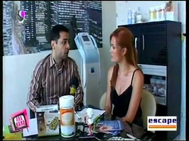 FANIS KONTOULIS HERBALIFE ESCAPE HEALTH AND NUTRITION CLUB