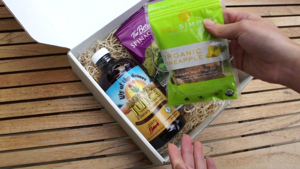 Inflammation Fighter Starter Box by Superfood Box
