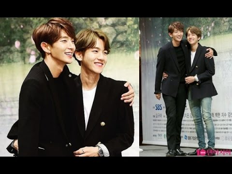 EXO's Baekhyun Cares About Actor Lee Joon Gi's Weight Loss
