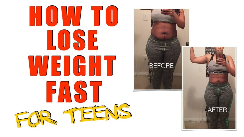 HOW TO LOSE WEIGHT FAST FOR TEENAGERS   NO BS 💯   CHINACANDYCOUTURE