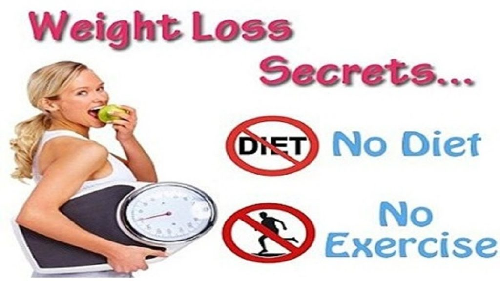Weight Loss Secrets Without Diet And Without Exercise || You Can Eat As You Like And Lose Weight ||