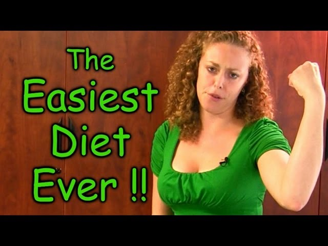 Easiest Diet & Weight Loss EVER! Lose Weight Healthy Dieting Tips | Psychetruth Nutrition Info