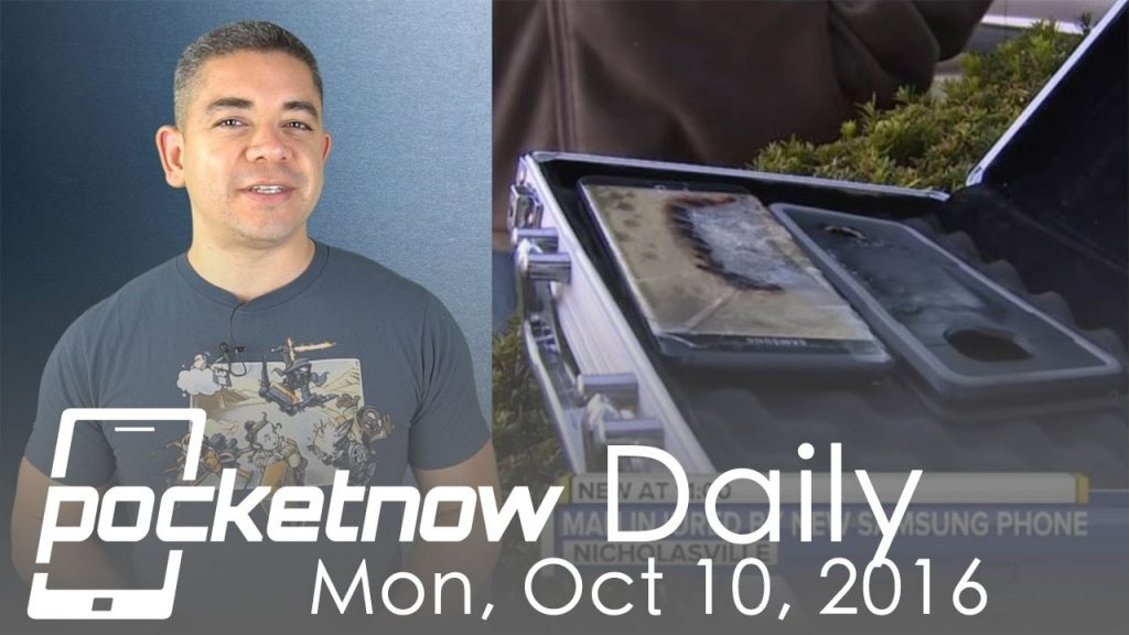 Galaxy Note 7 may be shut down, iPhones explode too & more – Pocketnow Daily