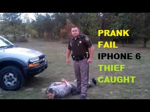 Exploding wallet prank! – youtube fail dirt bag steals iphone 6 plus must see gone wrong compilation
