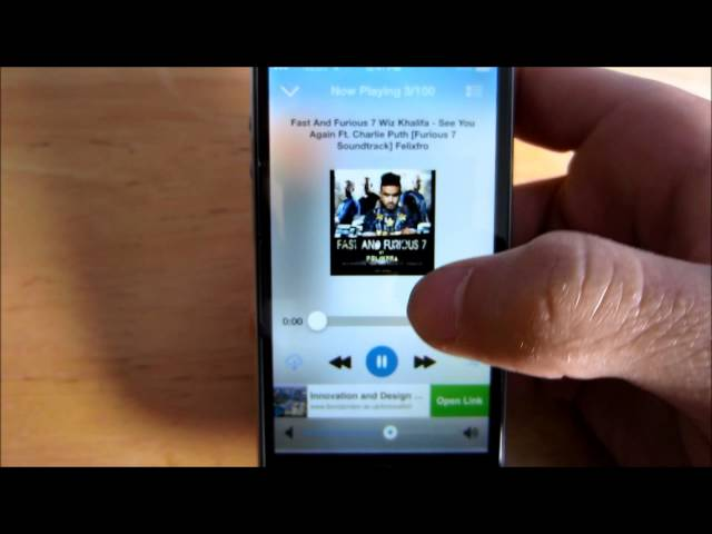 How to Download Music for Free Directly on Your iPhone! -2015