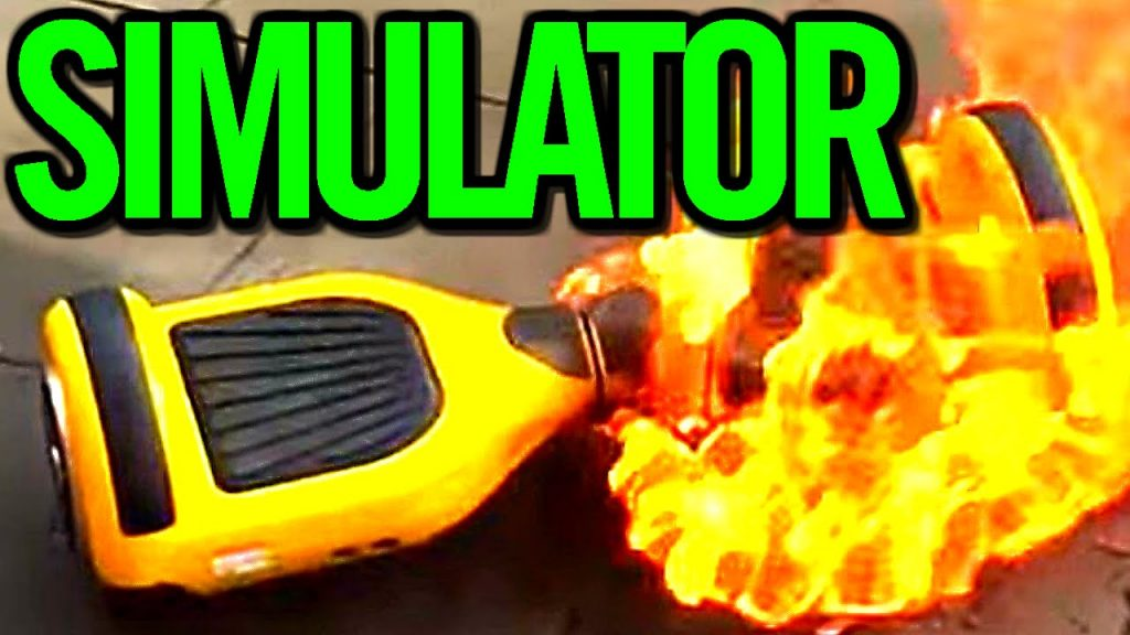 HOVERBOARD SIMULATOR (3 Free iPhone Games)