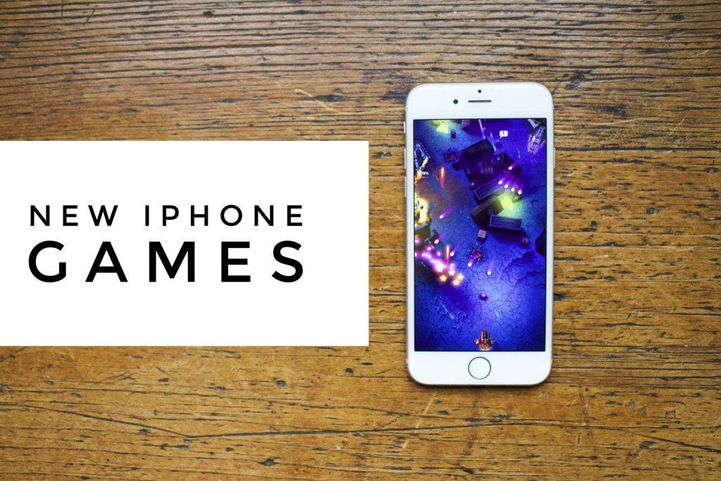 5 Best New iPhone / iOS GAMES 👾  June 2016 – Week 1