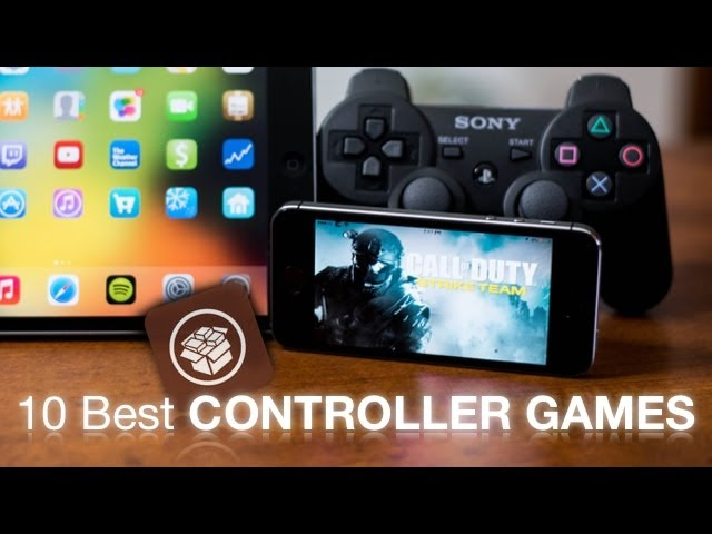 Top 10 Best iOS 7 Controller Games 2014 For iPhone & iPad