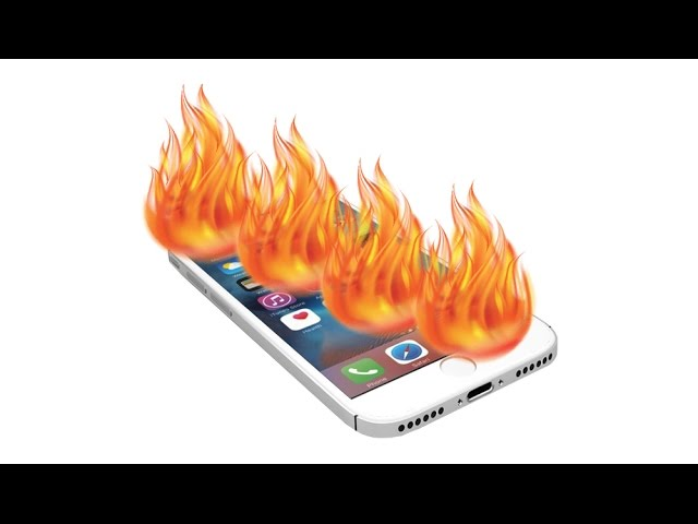 Apple says it is 'looking into' viral video that shows an iPhone 7 Plus catching fire