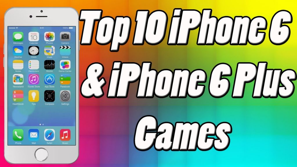 Top 10 FREE iPhone 6 Games!