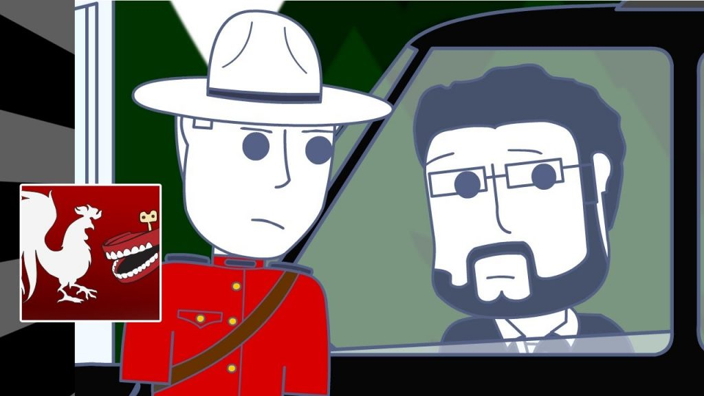 Borders & Butts – Rooster Teeth Animated Adventures