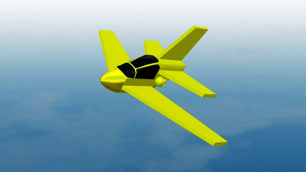 WORLD'S FASTEST SUPER TINY PLANE! (Simple Planes #7)