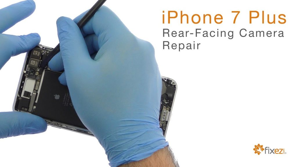 iPhone 7 Plus Rear-Facing Camera Repair Guide – Fixez.com