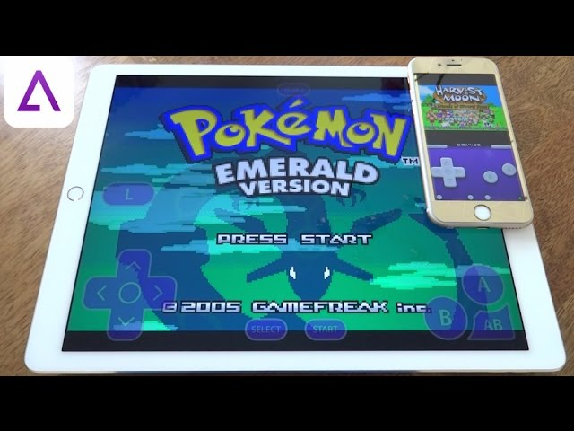 NEW Install GBA4iOS Gameboy Advance & Games iOS 9 / 10 – 10.3.1 FREE NO Jailbreak iPhone iPad iPod T