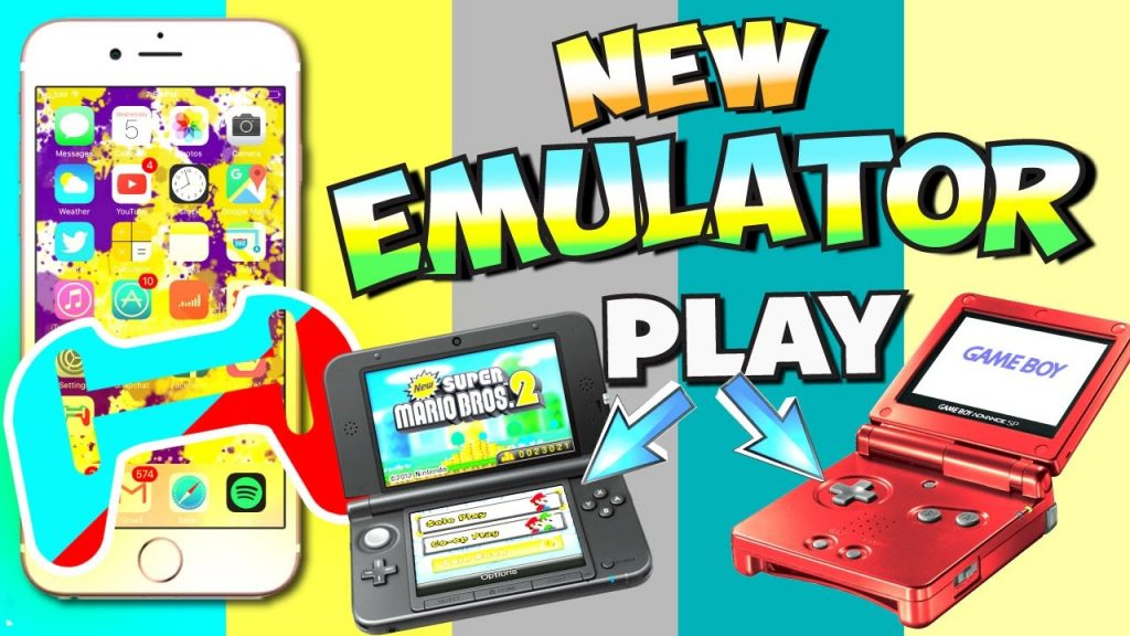 NEW Multi-Emulator: Play NDS, PSP, GBA, & MORE on iPhone, iPad, iPod FREE (NO JAILBREAK/PC) – 2017