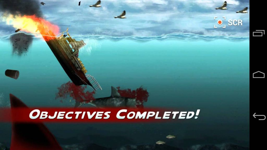 Top 3 Android and iPhone Games For Shark Week 2014