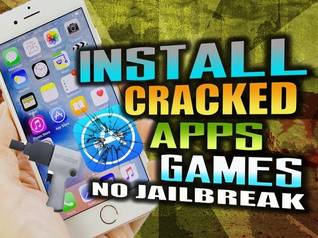 Install Cracked Apps/Games On iOS 10/9.3.4/9.3.5 (NO JAILBREAK)