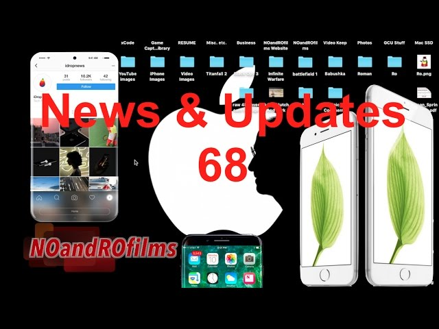 iPhone 8 Features with Wireless Charging & iOS 10.2 | Weekly Apple Updates 68 
