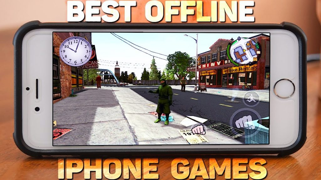 TOP 10 BEST Offline iPhone Games Of 2017 (NO Internet/Wifi Required) iOS 10 – May