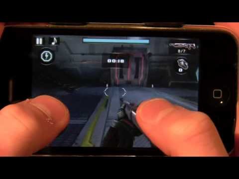 Top 5 Games for iPhone/iPod Touch