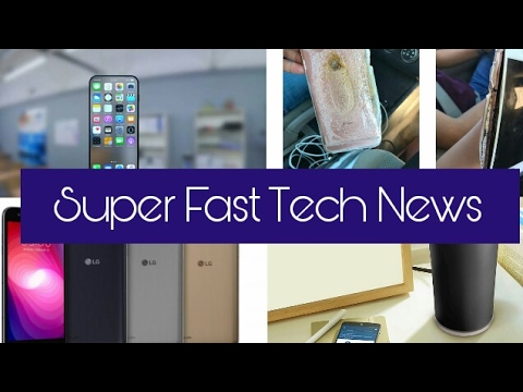 SuperFast tech News #7 | Freedom 251 | iPhone 7 Explosion | IPhone 8 | Google | Xiaomi selfie stick