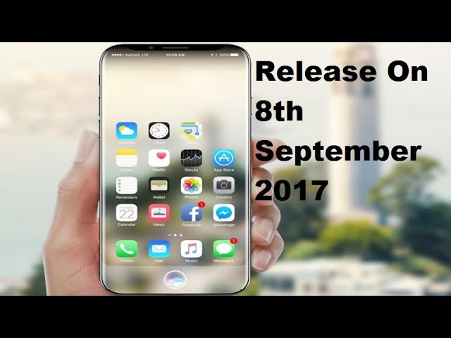 Apple iPhone 8 and 8 Plus iOS 11 VS Samsung Galaxy s8 edge 2017 | All You Demand |