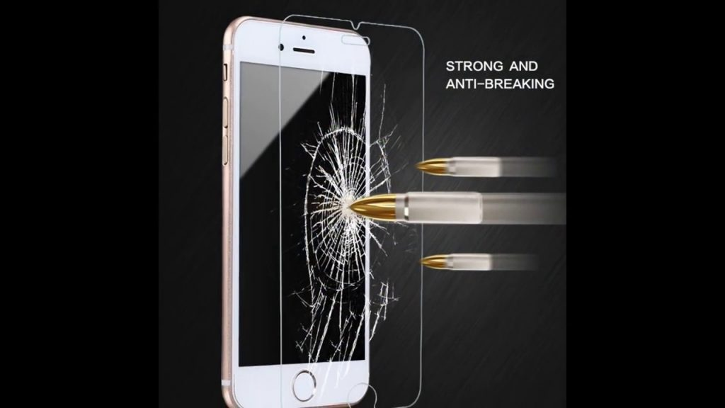 Eustak Anti-Explosion Tempered Glass for iphone 6 6s 4.7 inch 2.5D arc Screen