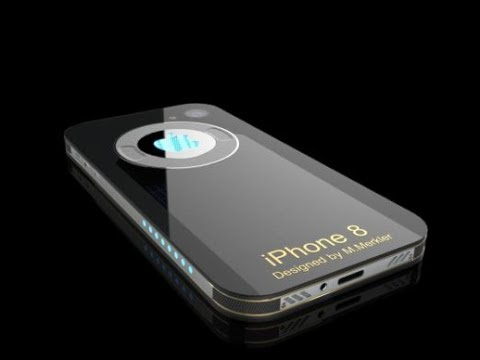 Apple iphone 8 features released