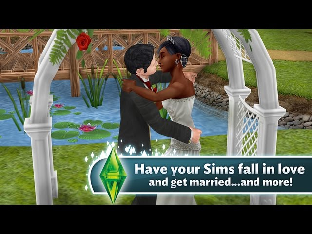 The Sims FreePlay – Gameplay Review / Walkthrough / Free game for iOS: iPhone / iPad