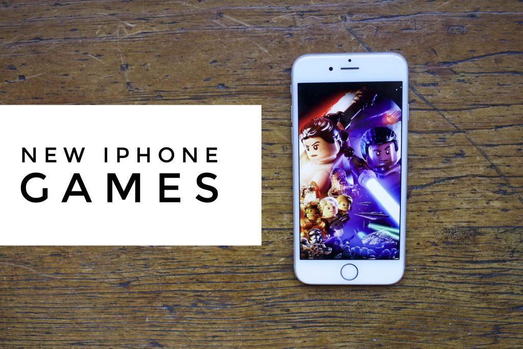 5 Best New iPhone / iOS GAMES 👾  July 2016 – Week 1