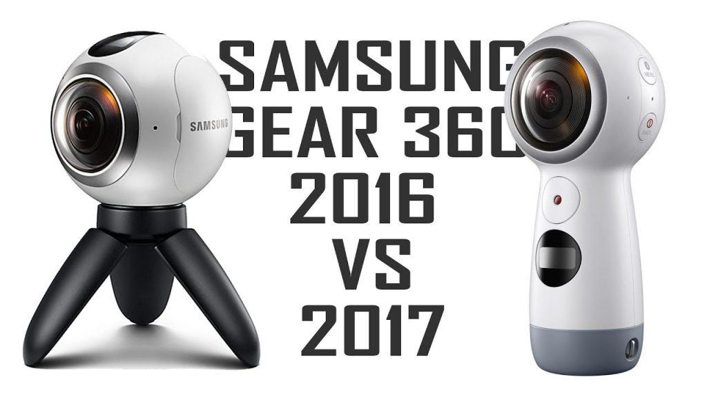 Samsung Gear 360 2016 vs Gear 360 2017 – Which is Best?