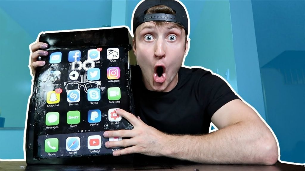 DIY GIANT GUMMY IPHONE!! (100+ LBS SOUR CANDY) IMPOSSIBLE?