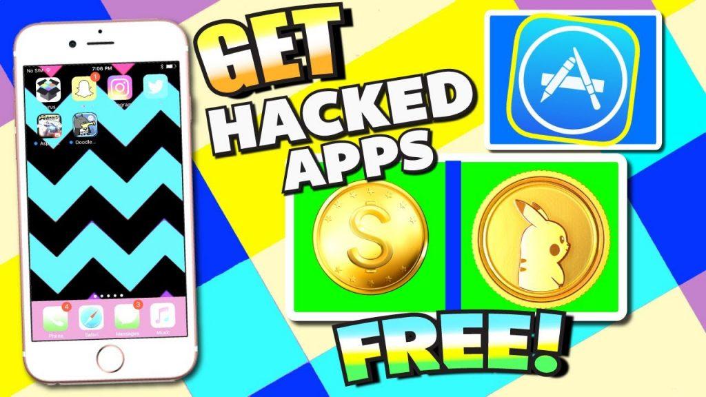 Get HACKED Apps & HACKED iOS Games FREE (NO JAILBREAK) iOS 10/11/9 (iPhone, iPad, iPod) – EASY!