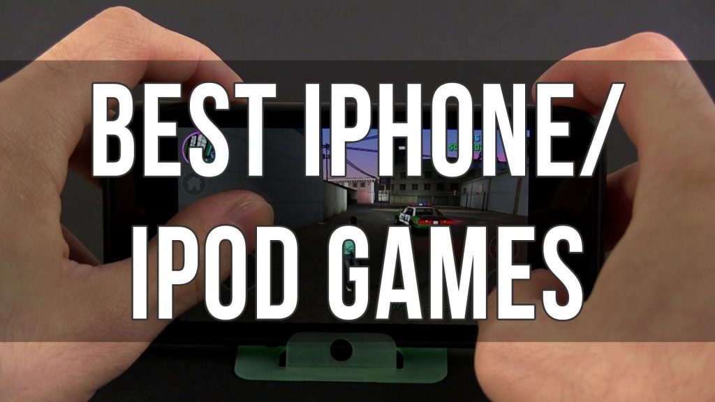 Best iPhone games 2013 – iOS and iPod Touch games