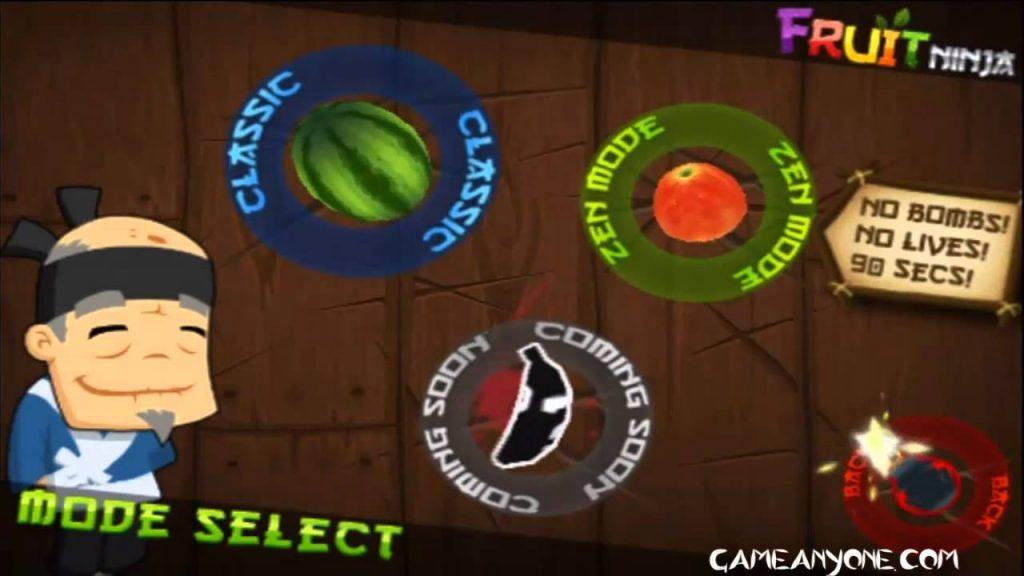 Fruit Ninja – iPhone Game