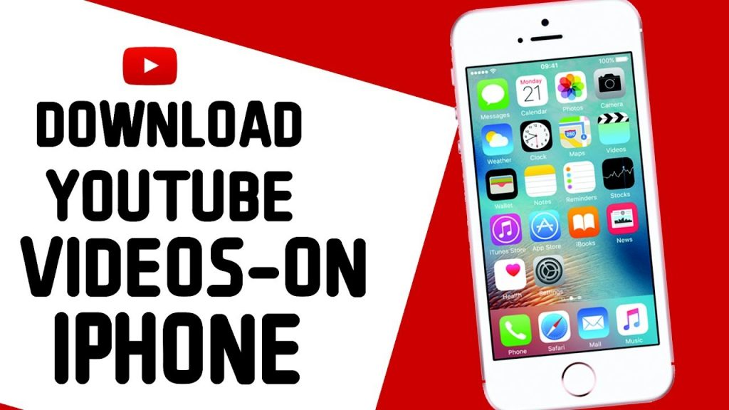 How to download YouTube videos on iPhone ?