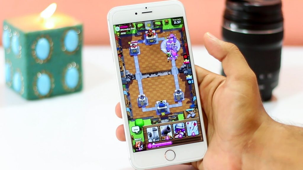 Top 5 Free iOS Games for iPhone , iPad , iPod (May 2016)