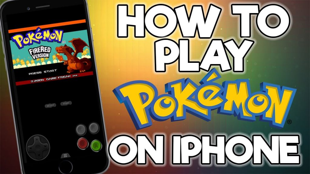 How To Play Any Pokemon Game On iPhone NO JAILBREAK FREE – Happy Chick Emulator
