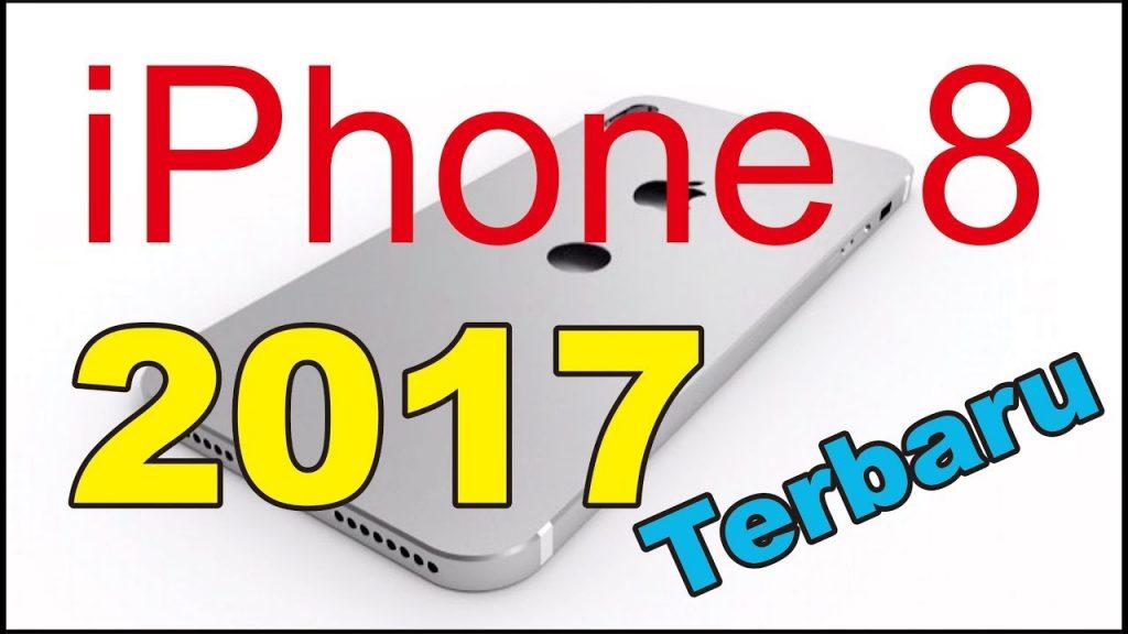 Penampakan iPhone 8 Terbaru 2017…