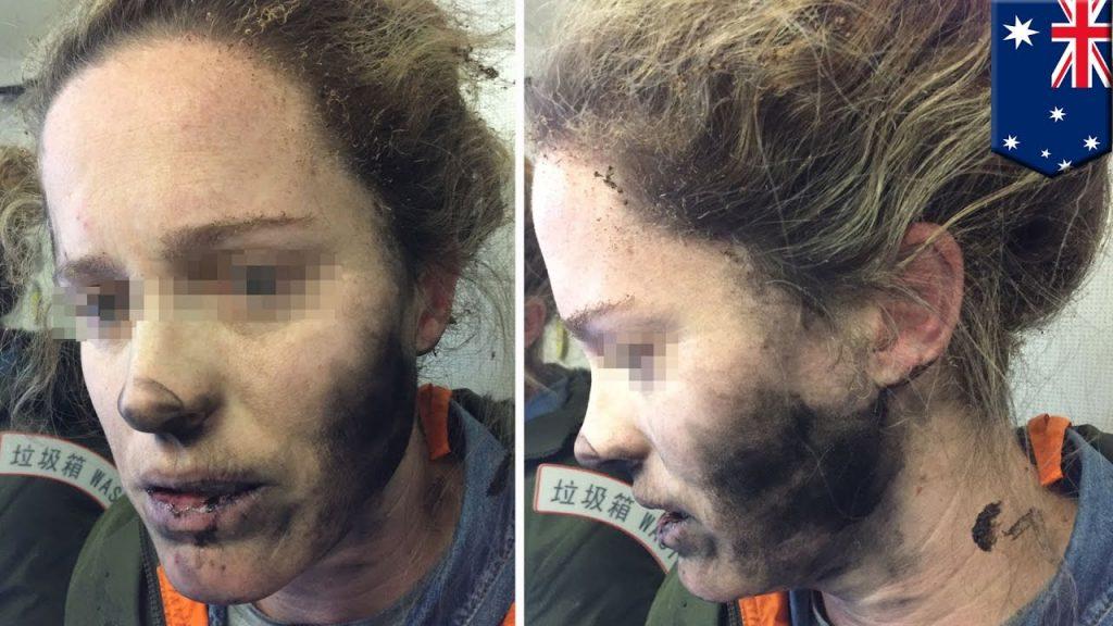 Exploding headphones: Woman's headphones explode on Beijing-Melbourne flight – TomoNews