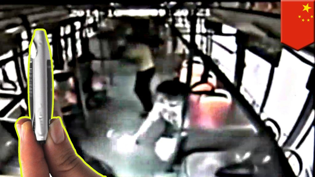 Mobile phone battery explodes on bus in China, fake Samsung possibly