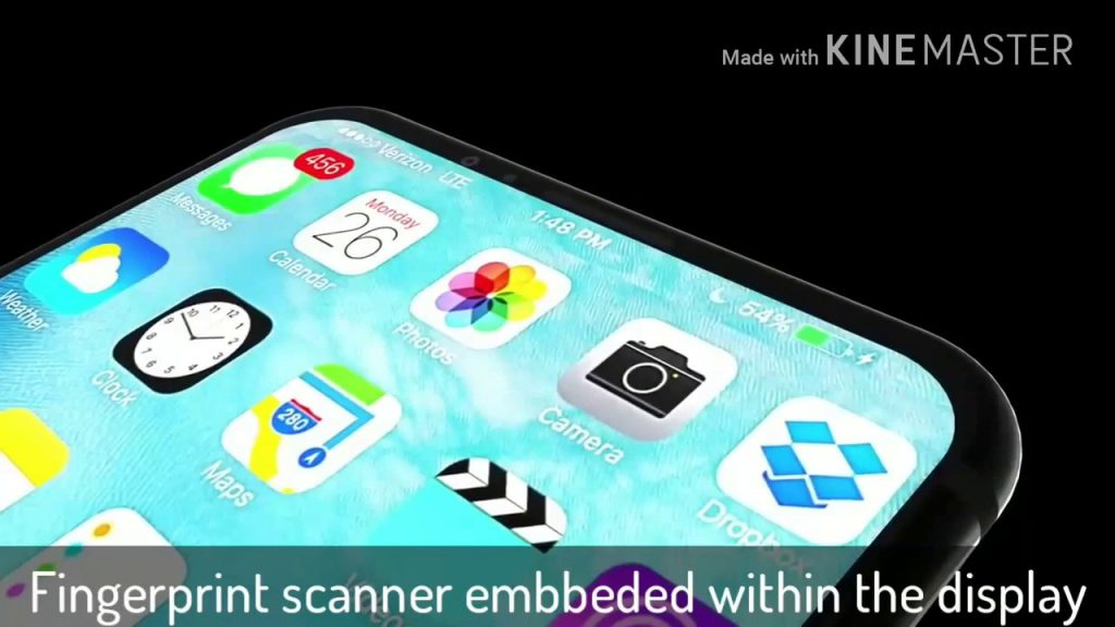 iPhone 8 first look with stunning design and features