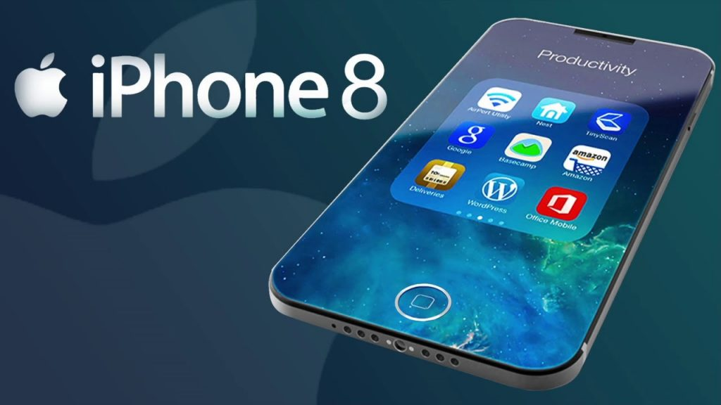 NEW IPHONE 8 RELEASED !!