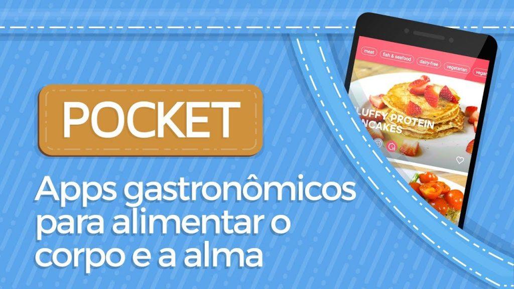 Apps gastronômicos para alimentar o corpo e a alma – Pocket – TecMundo