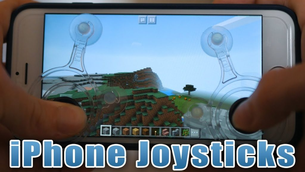 Joysticks For Your iPhone – Tech Under £5 – Play iPhone Games With Joysticks – iPhone Joysticks